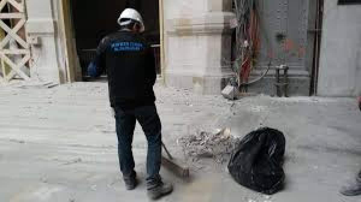 Qu 39 est ce qu 39 un nettoyage de fin de chantier - Qu est ce qu un balayage ...